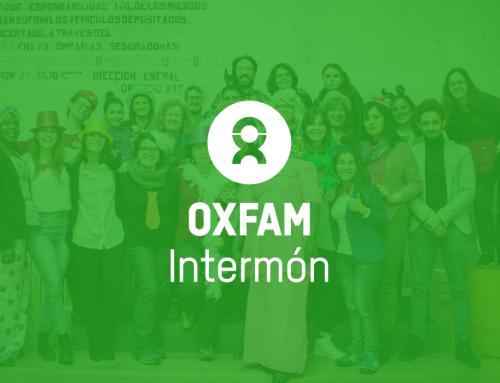 Escuela de influencia 2018 | OXFAM Intemón (Madrid)